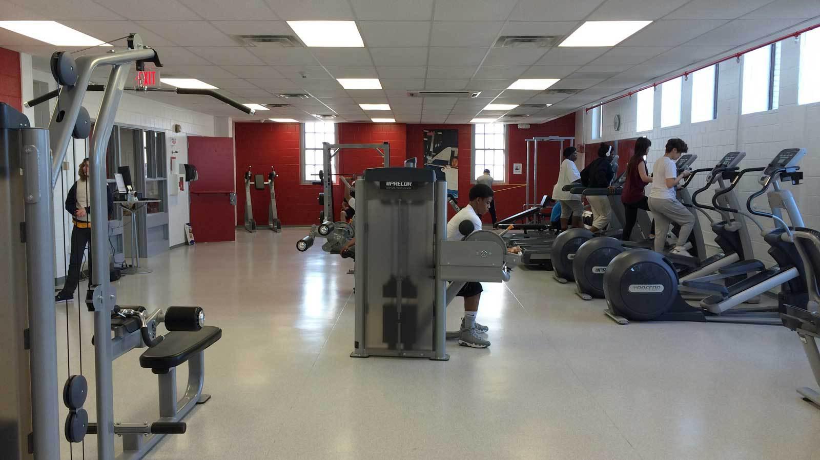 BCC BU FitWell Gym