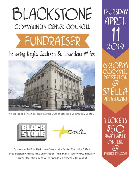 6th Annual Friend-Fundraiser Honoring Community Heroes Thaddeus Miles and Keyla Jackson